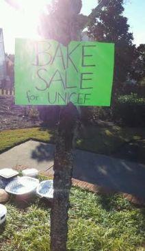 ToT Bake Sale 2013