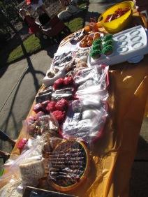 ToT Bake Sale 2014