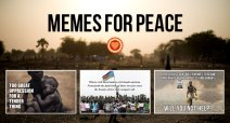 Memes for Peace 2014