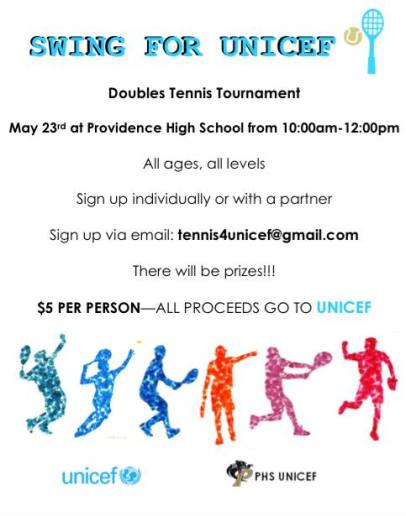UNICEF Tennis